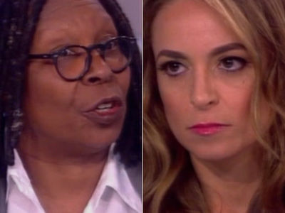 'The View' Erupts Into Chaos Over Trump Threatening 'Clean Water and Air' (Video)
