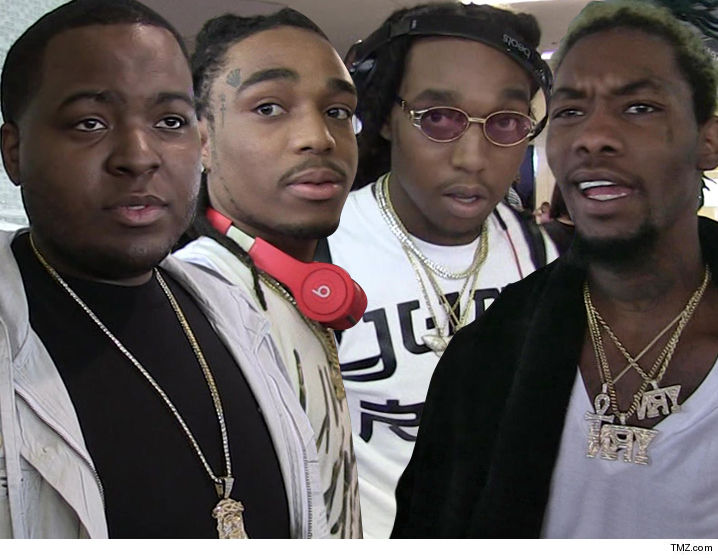 SEAN KINGSTON BEATEN UP BY MEMBERS OF THE RAP GROUP MIGOS!
