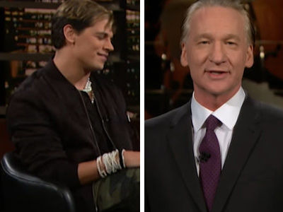 Bill Maher Takes Credit for Milo Yiannopoulos's Brutal Downfall: 'You're Welcome'