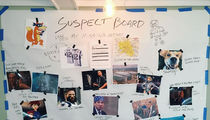 Tom Brady's 'Suspect Board' In Missing Jersey Case ... Lady Gaga, Edelman, Gollum (Photo)