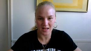 UFC's Valentina Shevchenko -- Amanda Nunes Is a Chicken ... Bock, Bock, Bock