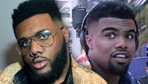 Ezekiel Elliott's BFF Off the Hook In Gun Case ... Felony Charge Dropped