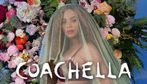 Beyonce -- Bails On Coachella ... Doctor's Orders