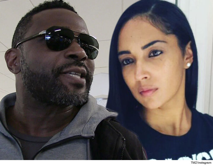 Image result for DARIUS MCCRARY WIFE FILES FOR DIVORCE Fears for Daughter