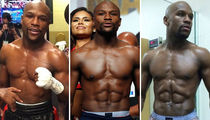 16 Jacked Shots of Floyd Mayweather to Celebrate the Champ's Birthday