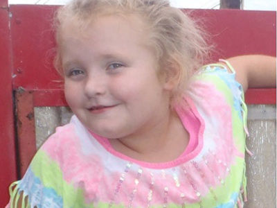 WHOA, Honey Boo Boo Is So Big Now -- See the Reality Star During RARE Public Appearance!