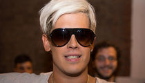 Milo Yiannopoulos -- Sorry, Haters ... I Have a Plan to Stay in the U.S.