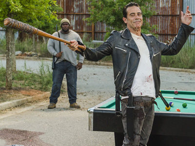 Negan Himself Says People Are 'STUPID' For Thinking THIS 'Walking Dead' Shirt Is RACIST