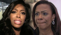 Porsha Williams -- Kandi Took a Low Blow at Me! ... I'm No Bigot, But I'll Re-Apologize