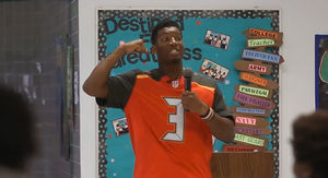 Jameis Winston Speech to Kids -- Boys Should Be…