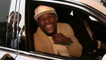 Floyd Mayweather: Hey Conor McGregor ... I'm In L.A. Now, Too!
