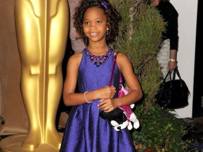 Remember Young Oscar Nom Quvenzhane Wallis? See Her Now -- as a Teenager!