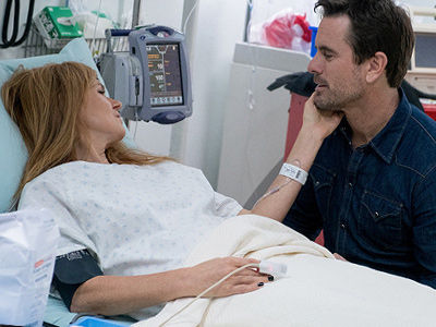 WTF, 'Nashville'?!? Connie Britton Talks DEVASTATING Death -- and Why It Happened Now!