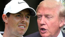 Rory McIlroy: Just Because I Golfed With Trump Doesn't Mean I Like Him