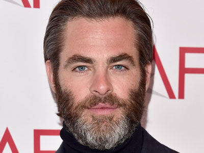 Chris Pine Got MAJOR Makeover and We Don't Know What to Think Anymore -- See New Look!