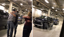 Garth Brooks 5 Millionth Fan ... You Get a Car!!