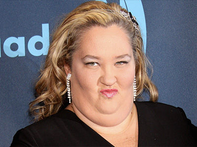 OMG! Was Mama June Shannon Wearing a Fatsuit for Weight Loss Reality Show?!