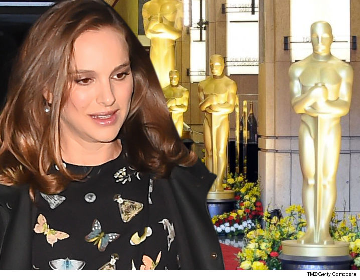 Natalie Portman Won't Attend Oscars, Spirit Awards Due to Pregnancy