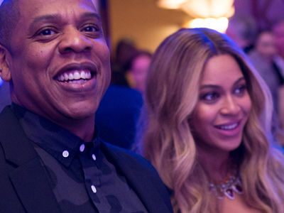 Beyoncé & Jay Hit Up Pre-Oscars Party: You HAVE to See What Queen Bey Wore!