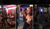 'Cash Me Ousside' Girl Picks A Fight Outside a Bar