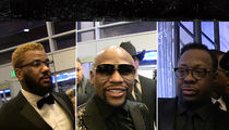 Floyd Mayweather's 40th B-Day Bash Features Mariah, Bieber