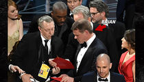 Pricewaterhouse Accountant is the Oscar Envelope Culprit