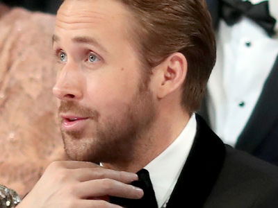 Ryan Gosling's VERY Busty Sister Steals the Spotlight at the Oscars -- See His Hot Sibling!
