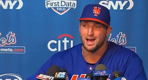Tim Tebow: Baseball Is NOT My Life's Calling ...…