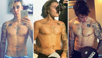 24 Shirtless Shots of Justin To Celebrate the Biebs Birthday!