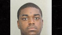 Kodak Black Back to Jail for Violating House Arrest (MUG SHOT)