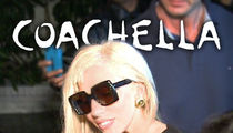 Lady Gaga in for Beyonce at Coachella