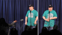 Comedian John Caparulo Attacked By Trump Supporter (VIDEO)