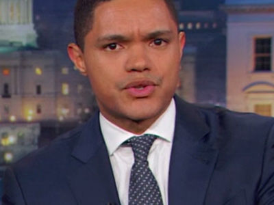 Trevor Noah Bashes Trump ... and Wait'll You See What He Said About Kellyanne Conway's Couch Pic!