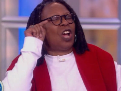 Whoopi and 'The View' Co-Hosts Split on Trump's Speech: 'BSd,' 'He Exploited That Widow'