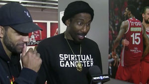 Amar'e Stoudemire: Gay Players In Locker Room Scare Me ... 'I'll Shower Across the Street'