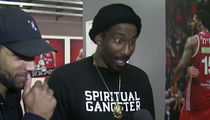Amar'e Stoudemire: Gay Players In Locker Room Scare Me ... 'I'll Shower Across the Street' (Video)