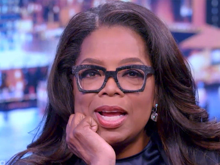 Oprah Says No Need to Speculate, I