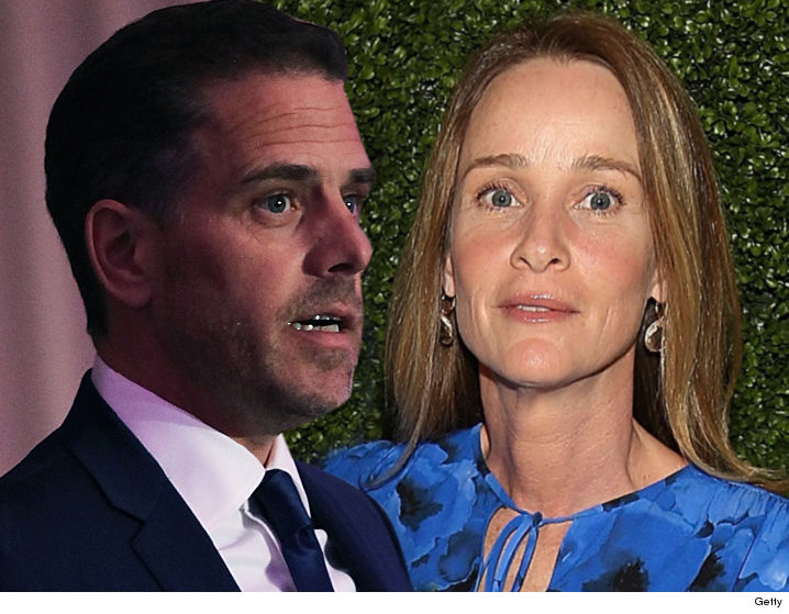 Joe Biden's Son Hunter Is Dating His Brother's Widow
