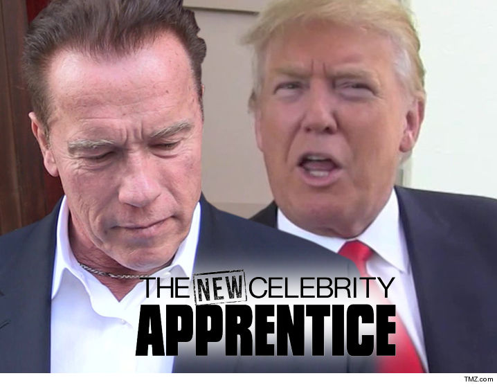 Schwarzenegger quits Celebrity Apprentice with Trump dig