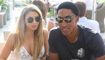 Larsa & Scottie Pippen Together Again