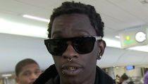 Young Thug Wanted for Questioning in Nightclub Parking Lot Slap (VIDEO)
