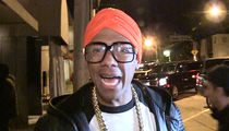 Nick Cannon, Why are 'AGT' Replacements All Black?!!? (VIDEO)
