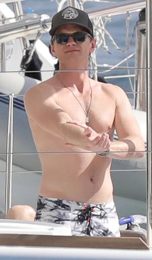 Neil Patrick Harris and David Burtka - A Whole Yacht-a Fun