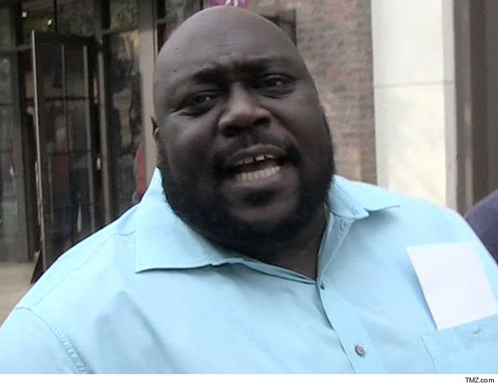 Actor Faizon Love charged with assault after airport scuffle