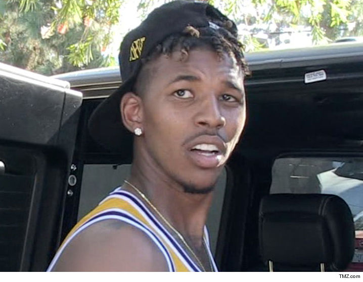 Thieves Hit Nick Young's Home Again; $500K in Cash and Jewelry Snatched
