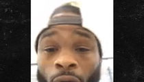 Tyron Woodley Giving UFC Belt to Woman Who Inspired Him Before Fight (VIDEO)