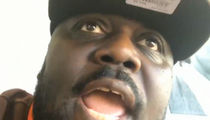 Faizon Love Says Valet Spit, So He Earned That Ass Whooping! (VIDEO)