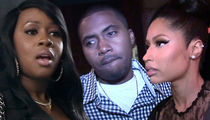 Nas Had No Beef with Remy Ma's 'shETHER'