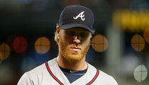 Braves Pitcher Mike Foltynewicz Allegedly Pulls a 'Cash Me Ousside' at Chick-fil-A