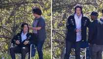 Michael Jackson Tribute Film Looks Damn Real (PHOTOS + VIDEO)